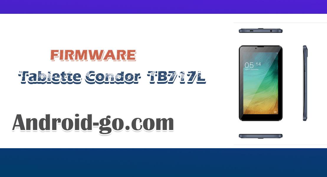 tablette condor TB717L